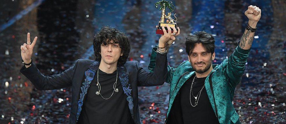 Ermal Meta e Fabrizio Moro